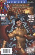 Marvel Heroes Flip Magazine (2005) 18