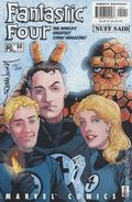 Fantastic Four (1998 3rd Series) 50DF.SIGNED