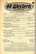 44 Western Magazine (1937-1954 Popular Publications) Pulp Vol. 28 #2