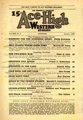 Ace-High Western Stories (1940-1951 Fictioneers) Vol. 13 #4