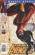Marvel Heroes Flip Magazine (2005) 15