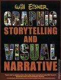 Will Eisner Graphic Storytelling and Visual Narrative SC (1996 Pourhouse Press) 1-REP