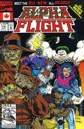 Alpha Flight (1983 1st Series) 110
