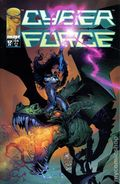 Cyberforce (1993 2nd Series) 12