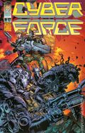 Cyberforce (1993 2nd Series) 19