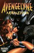 Avengelyne Armageddon (1996) 3