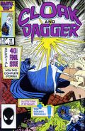 Cloak and Dagger (1985 Marvel 2nd Series) 11