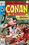 Conan the Barbarian (1970 Marvel) 78
