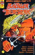 Badger Goes Berserk (1989) 1