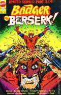 Badger Goes Berserk (1989) 3