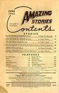 Amazing Stories (1926-Present Experimenter) Pulp Vol. 15 #6