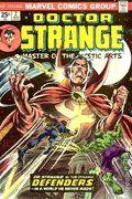 Doctor Strange (1974 2nd Series) 2