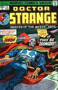 Doctor Strange (1974 2nd Series) 12