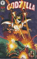 Godzilla (1995 Dark Horse) 2