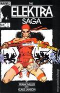 Elektra Saga (1984) 1