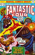 Fantastic Four (1961 1st Series) 137