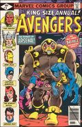 Avengers (1963 1st Series) Annual 9