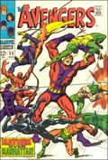 Avengers (1963 1st Series) 55