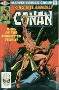 Conan the Barbarian (1970 Marvel) Annual 6