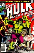 Incredible Hulk (1962-1999 1st Series) 206