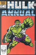 Incredible Hulk (1962-1999 1st Series) Annual 12