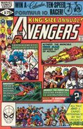 Avengers (1963 1st Series) Annual 10