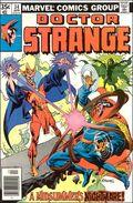 Doctor Strange (1974 2nd Series) 34