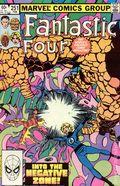 Fantastic Four (1961 1st Series) 251