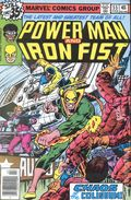 Power Man and Iron Fist (1972 Hero for Hire) 55