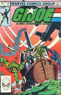 GI Joe (1982 Marvel) 12