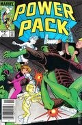 Power Pack (1984 1st Series) 4