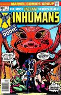Inhumans (1975 1st Series) 7
