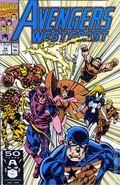 Avengers West Coast (1985) 74