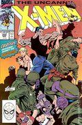 Uncanny X-Men (1963 1st Series) 259