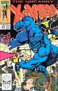 Uncanny X-Men (1963 1st Series) 264