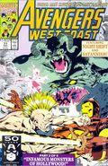Avengers West Coast (1985) 77