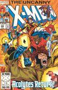 Uncanny X-Men (1963 1st Series) 298