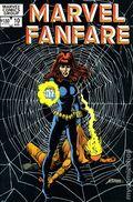 Marvel Fanfare (1982 1st Series) 10