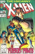 Uncanny X-Men (1963 1st Series) 299