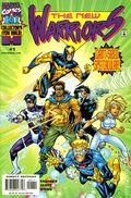 New Warriors (1999 2nd Series) 1