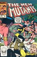 New Mutants (1983 1st Series) 8