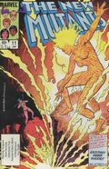 New Mutants (1983 1st Series) 11