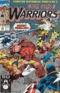 New Warriors (1990 1st Series) 12