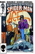 Spectacular Spider-Man (1976 1st Series) Annual 5