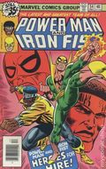 Power Man and Iron Fist (1972 Hero for Hire) 54