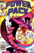 Power Pack (1984 1st Series) 9