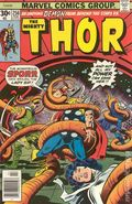 Thor (1962-1996 1st Series Journey Into Mystery) 256