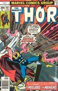 Thor (1962-1996 1st Series Journey Into Mystery) 267