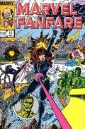 Marvel Fanfare (1982 1st Series) 11