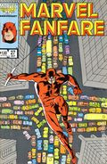 Marvel Fanfare (1982 1st Series) 27
